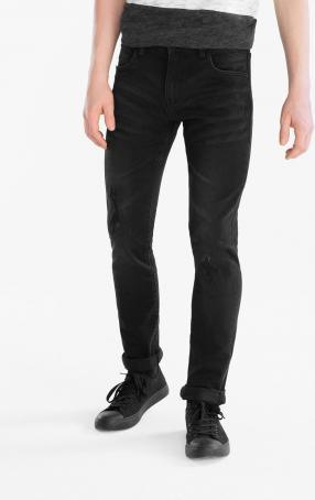 Узкие джинсы Джинсы