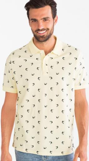 Отзыв на Рубашка поло - Био-Хлопок Мотив-Принт из Интернет-Магазина C&A