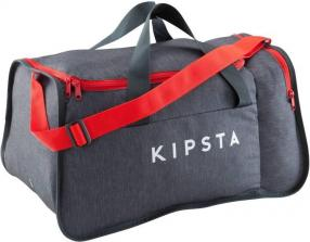 Отзыв на Sporttasche Kipocket 40 L grau/rot KIPSTA из Интернет-Магазина Decathlon