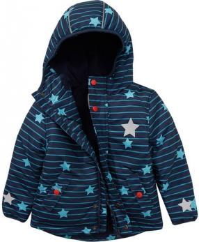 Отзыв на Для мальчика Зимние куртки с Звезд-Print из Интернет-Магазина Ernstings family