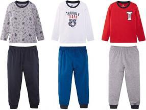 Отзыв на LUPILU® для мальчика малыша Пижама из Интернет-Магазина LIDL