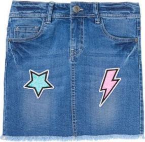 Отзыв на Джинсовая юбка - Аппликации, с паетками из Интернет-Магазина Kik.de