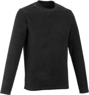 Отзыв на Fleecepullover Модели mh20 для мужчин черный из Интернет-Магазина Decathlon