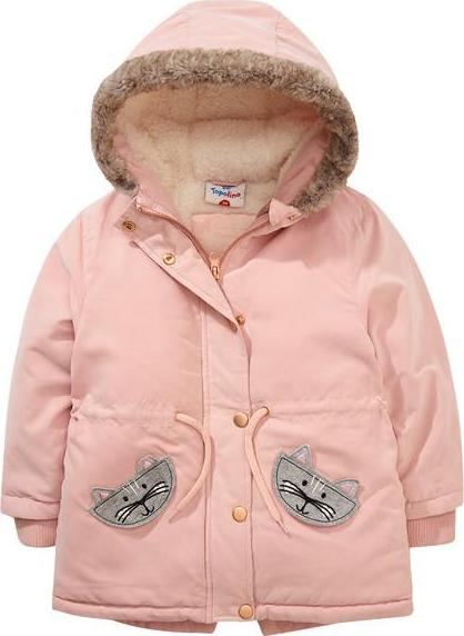 Отзыв на Для девочки куртка с Тедди плюш из Интернет-Магазина Ernstings family