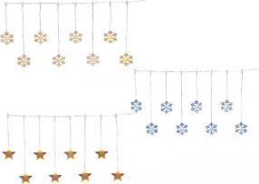 MELINERA® LED-Lichtervorhang