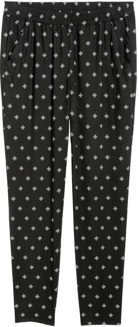 Отзыв на Вискоза брюки с Стрейчевый пояс из Интернет-Магазина H&M