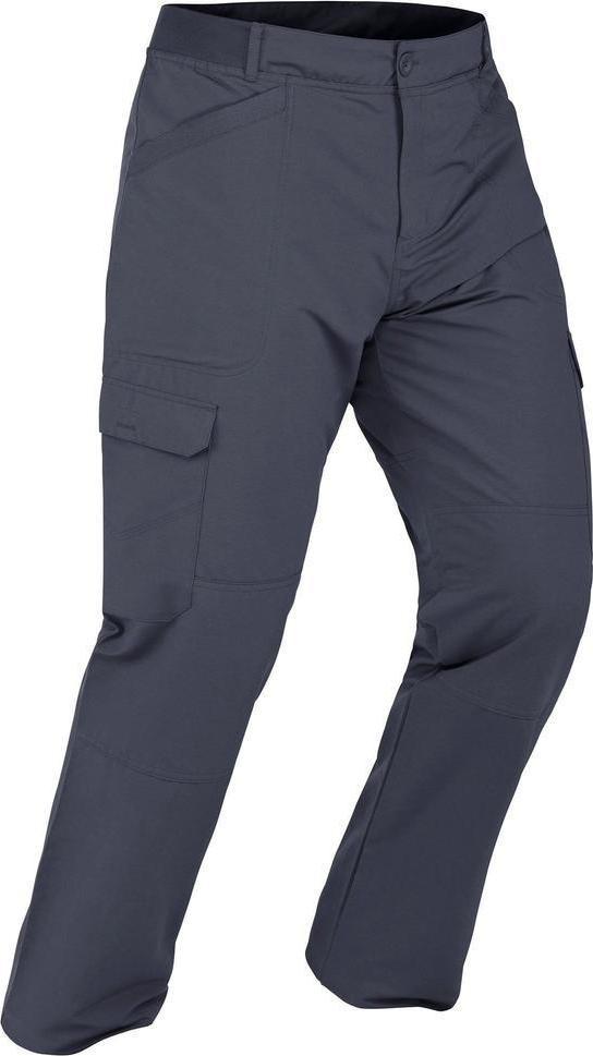 Отзыв на Спортивные штаны Зимние походы SH100 Ультра-Теплой для мужчин голубой из Интернет-Магазина Decathlon