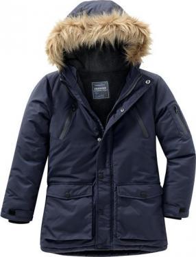 Для мальчика Всепогодная Куртка с Мех