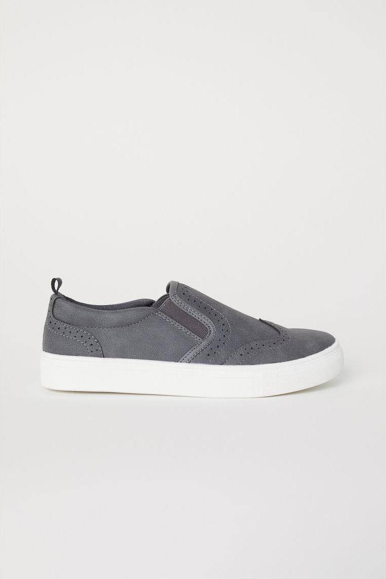 Отзыв на Brogue-Sneaker из Интернет-Магазина H&M