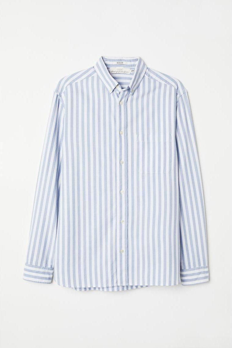 Отзыв на Oxfordhemd нормальные Fit из Интернет-Магазина H&M