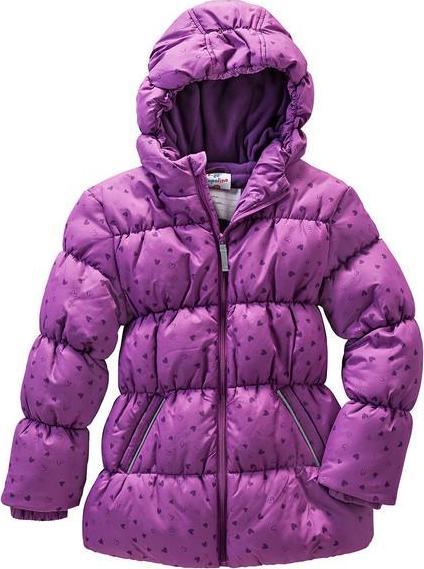 Отзыв на Для девочки куртка с Сердце из Интернет-Магазина Ernstings family