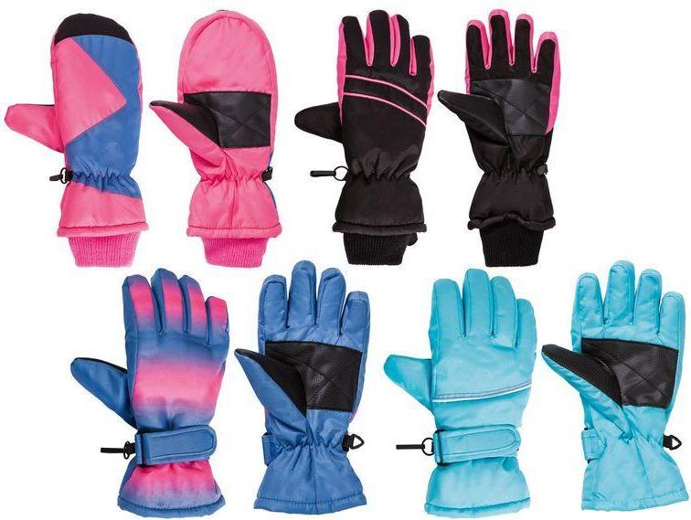 Отзыв на CRIVIT® для девочки Перчатки из Интернет-Магазина LIDL