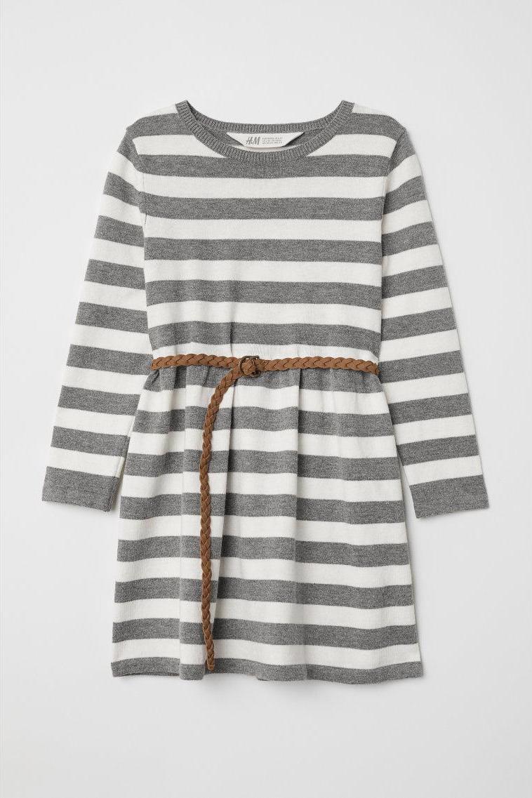 Отзыв на Feinstrickkleid из Интернет-Магазина H&M