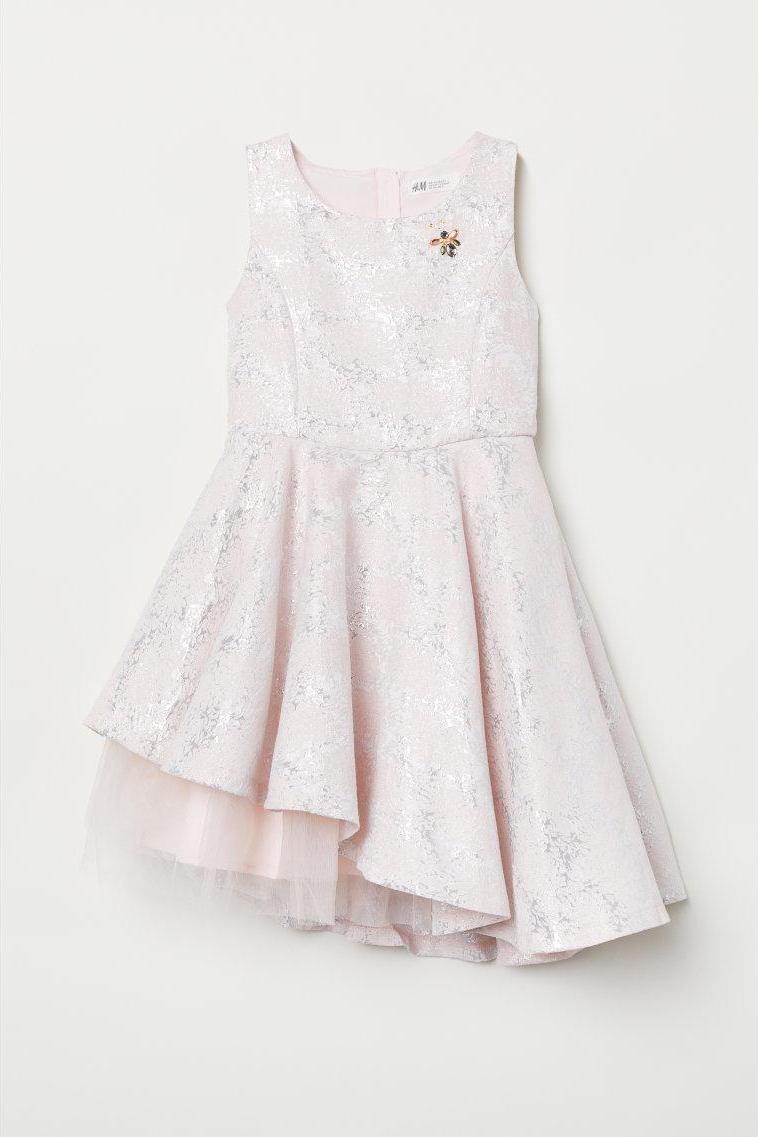 Отзыв на Платье с Jacquardstoff из Интернет-Магазина H&M