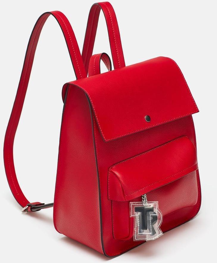 Отзыв на Мягкий рюкзак из Интернет-Магазина Zara