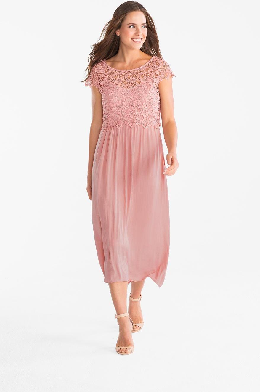 Отзыв на Колонки Платье из Интернет-Магазина C&A