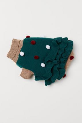 Отзыв на Gestricktes Hundekleid из Интернет-Магазина H&M