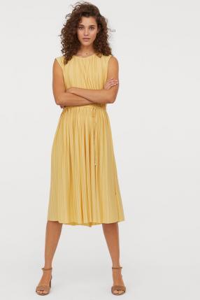 Отзыв на Plisseekleid из Интернет-Магазина H&M