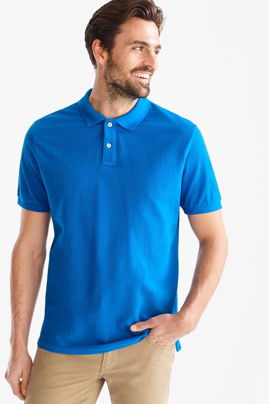 Отзыв на Basic-Poloshirt - Bio-Baumwolle из Интернет-Магазина C&A