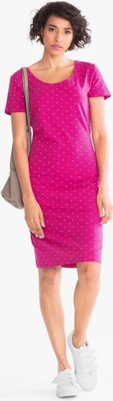 Basic-Платье - в точках