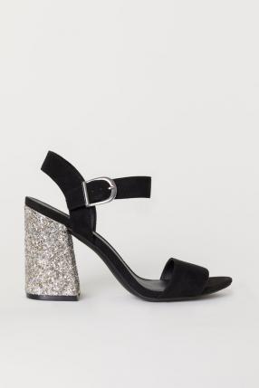Отзыв на Сандалии с Блок каблук из Интернет-Магазина H&M