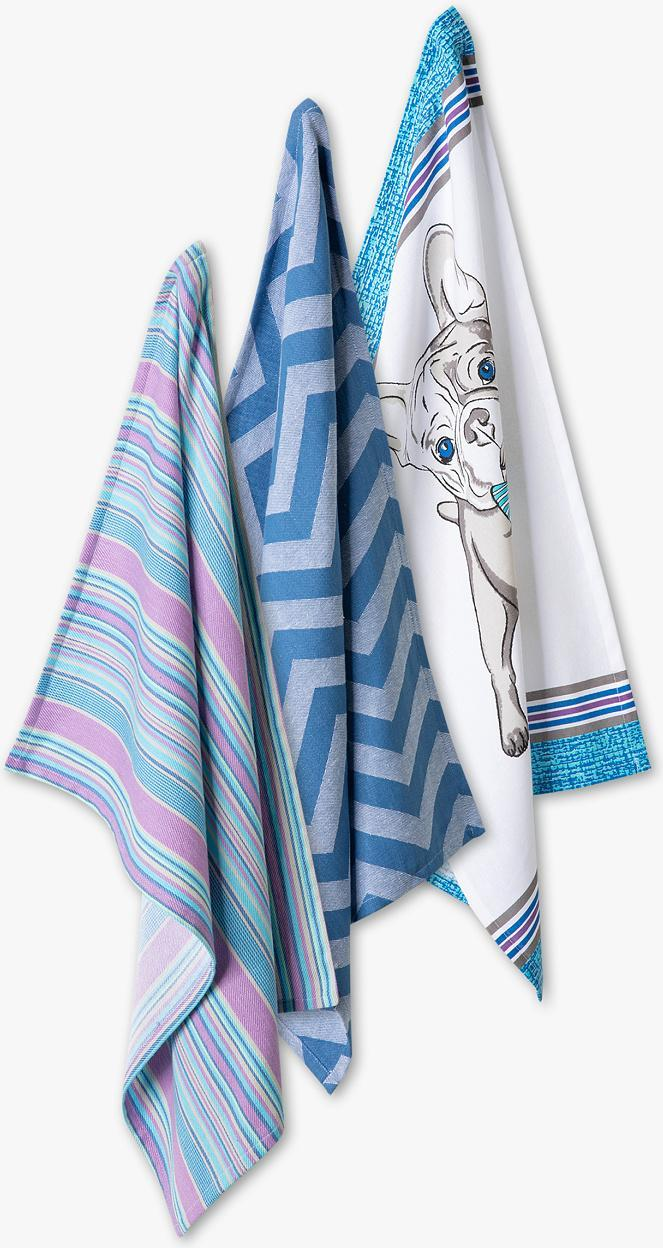 Отзыв на Кухонное полотенце - 3 шт. из Интернет-Магазина C&A