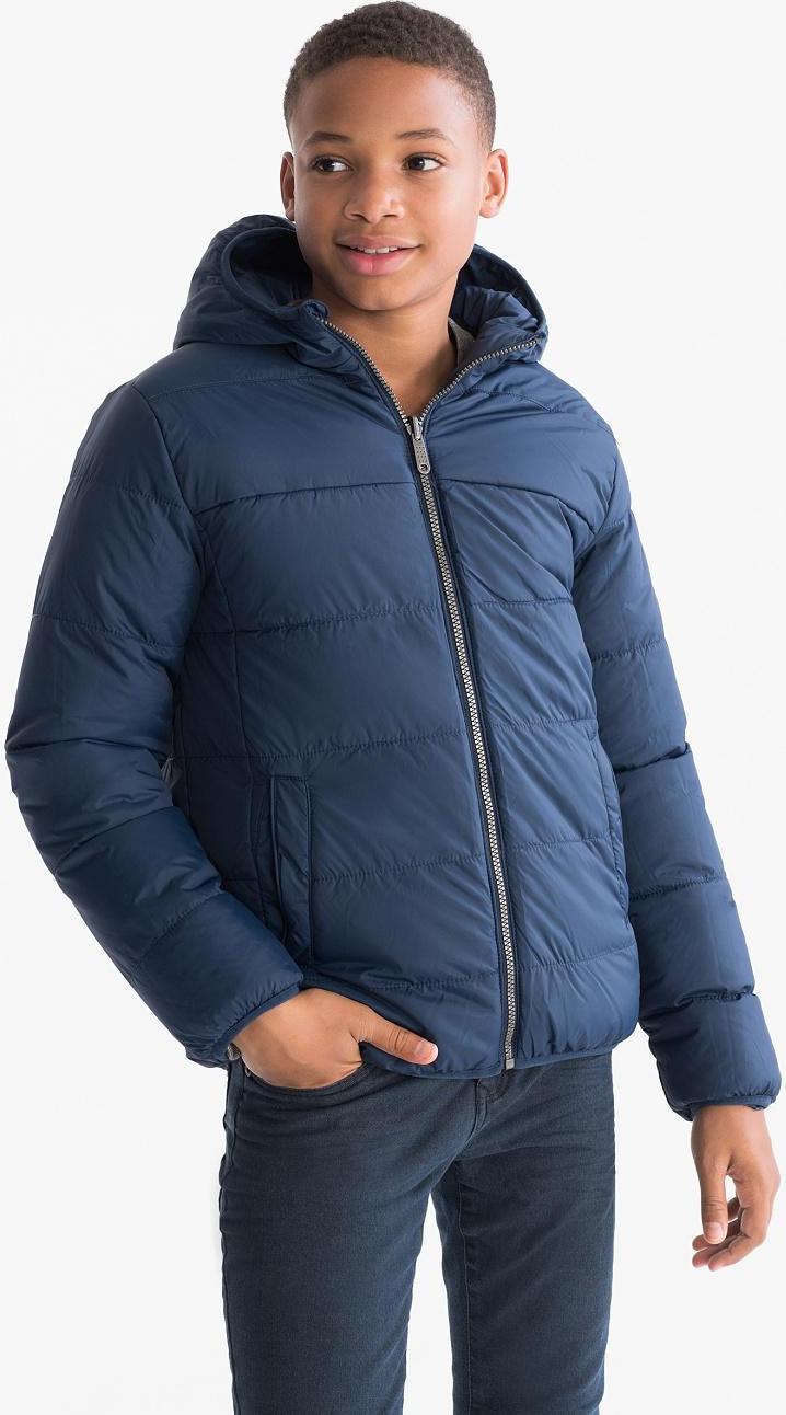 Отзыв на Двухсторонняя куртка из Интернет-Магазина C&A