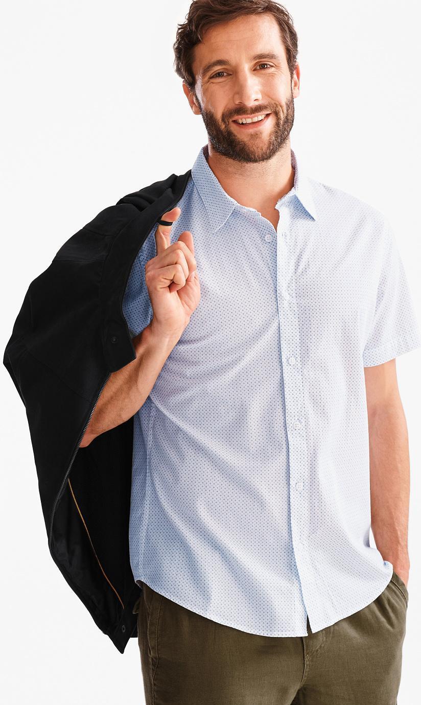 Отзыв на Рубашка - Зауженные Кент из Интернет-Магазина C&A