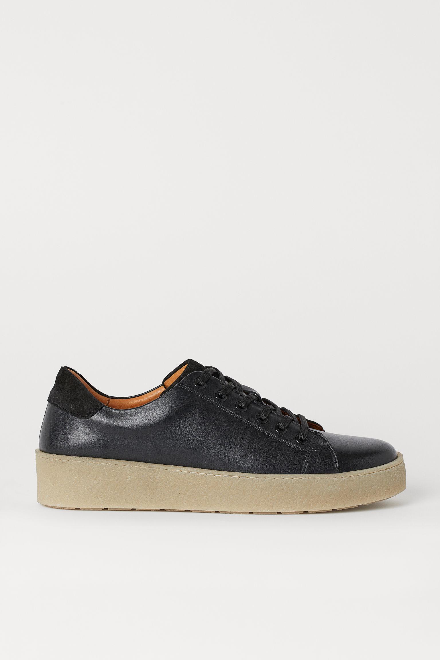 Отзыв на Ledersneaker из Интернет-Магазина H&M
