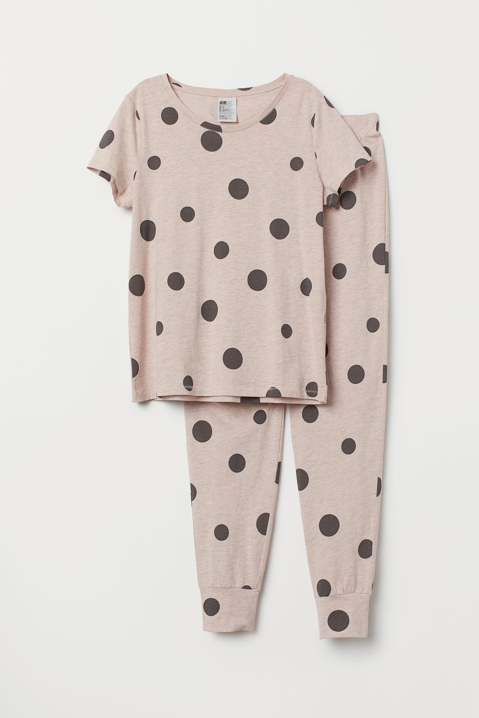 Отзыв на Пижама из Интернет-Магазина H&M