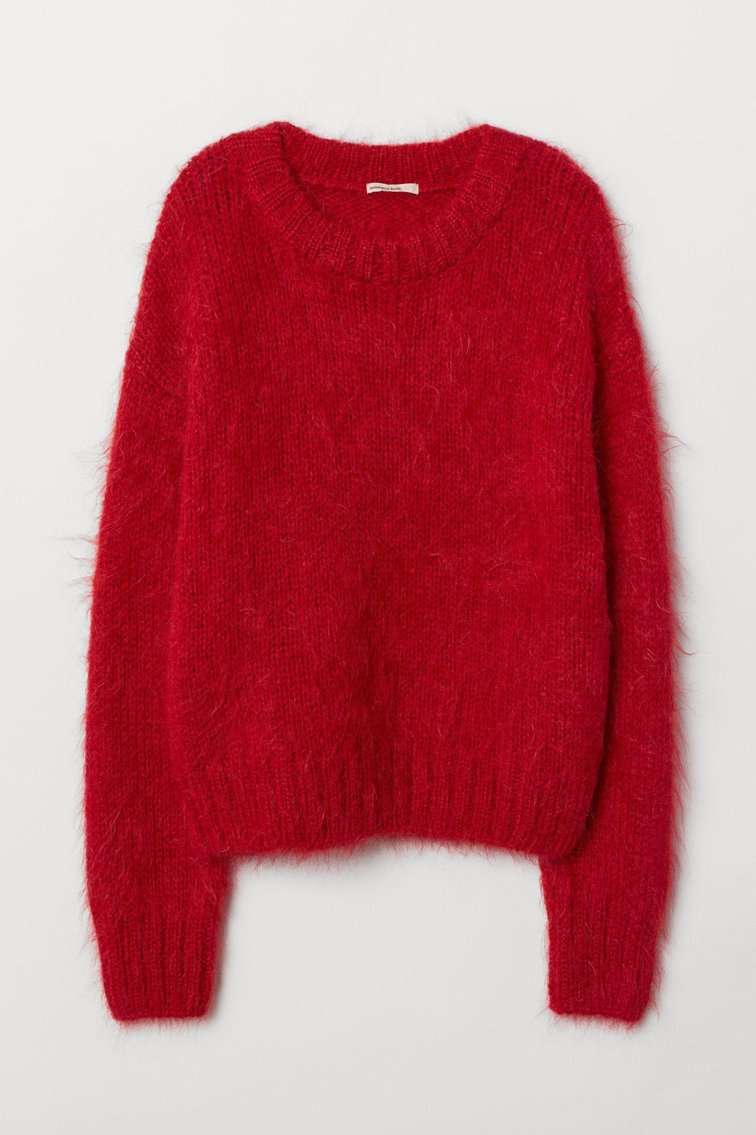 Отзыв на Свитер вязаный шерстяные из Интернет-Магазина H&M