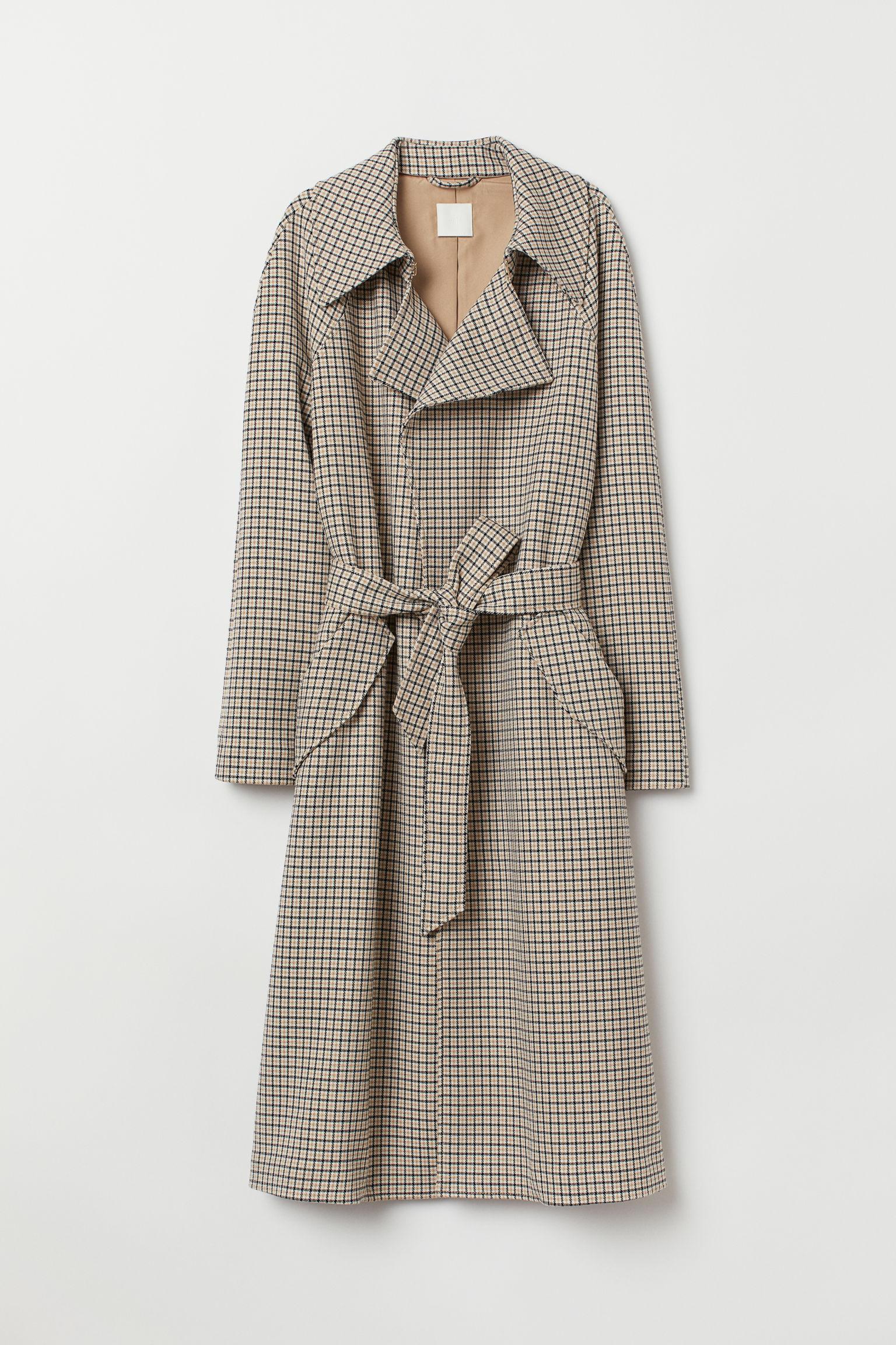 Отзыв на Trenchcoat из Интернет-Магазина H&M