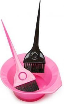 Отзыв на Набор к Волосы Красить из Интернет-Магазина Forever21