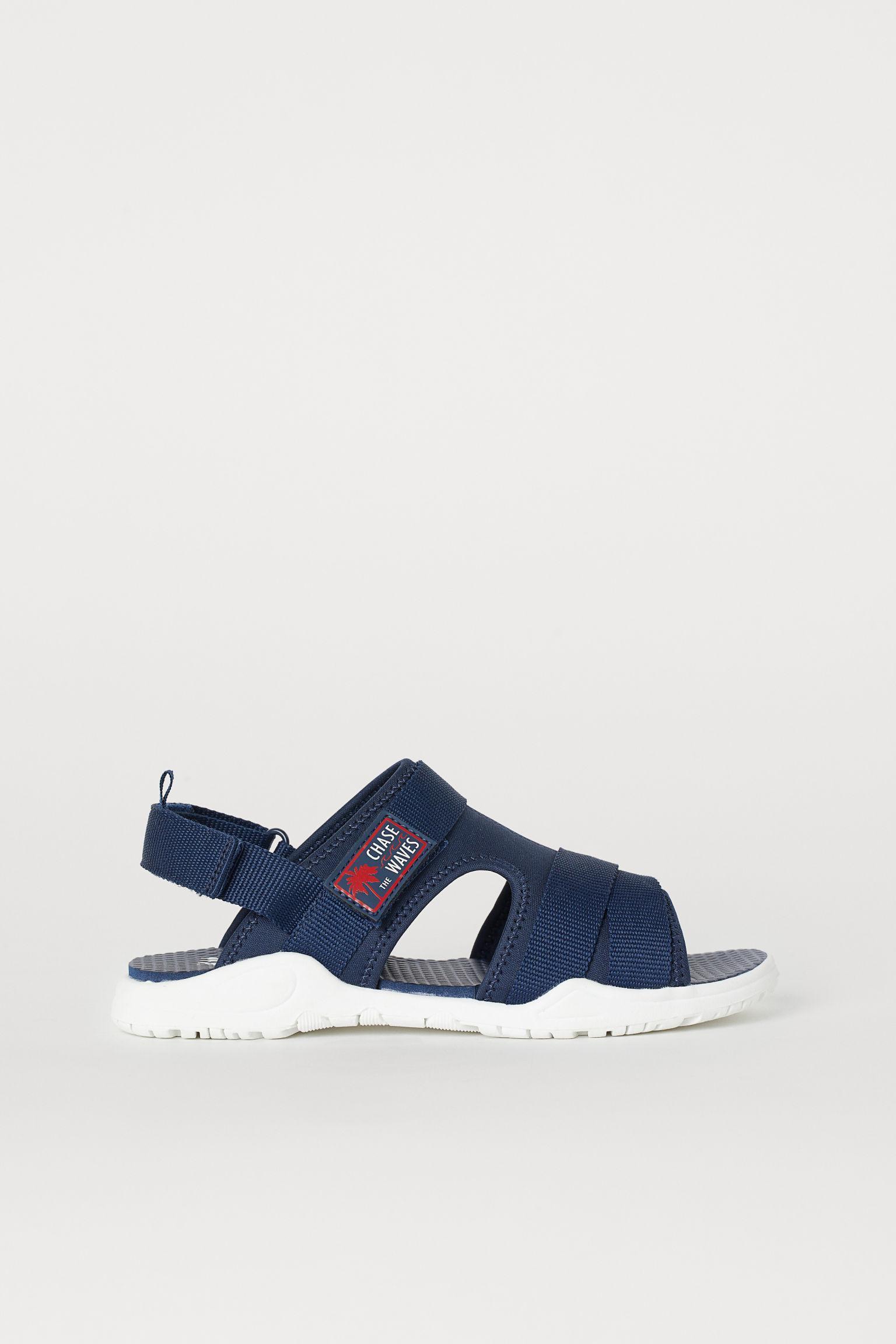 Отзыв на Scuba-Sandalen из Интернет-Магазина H&M