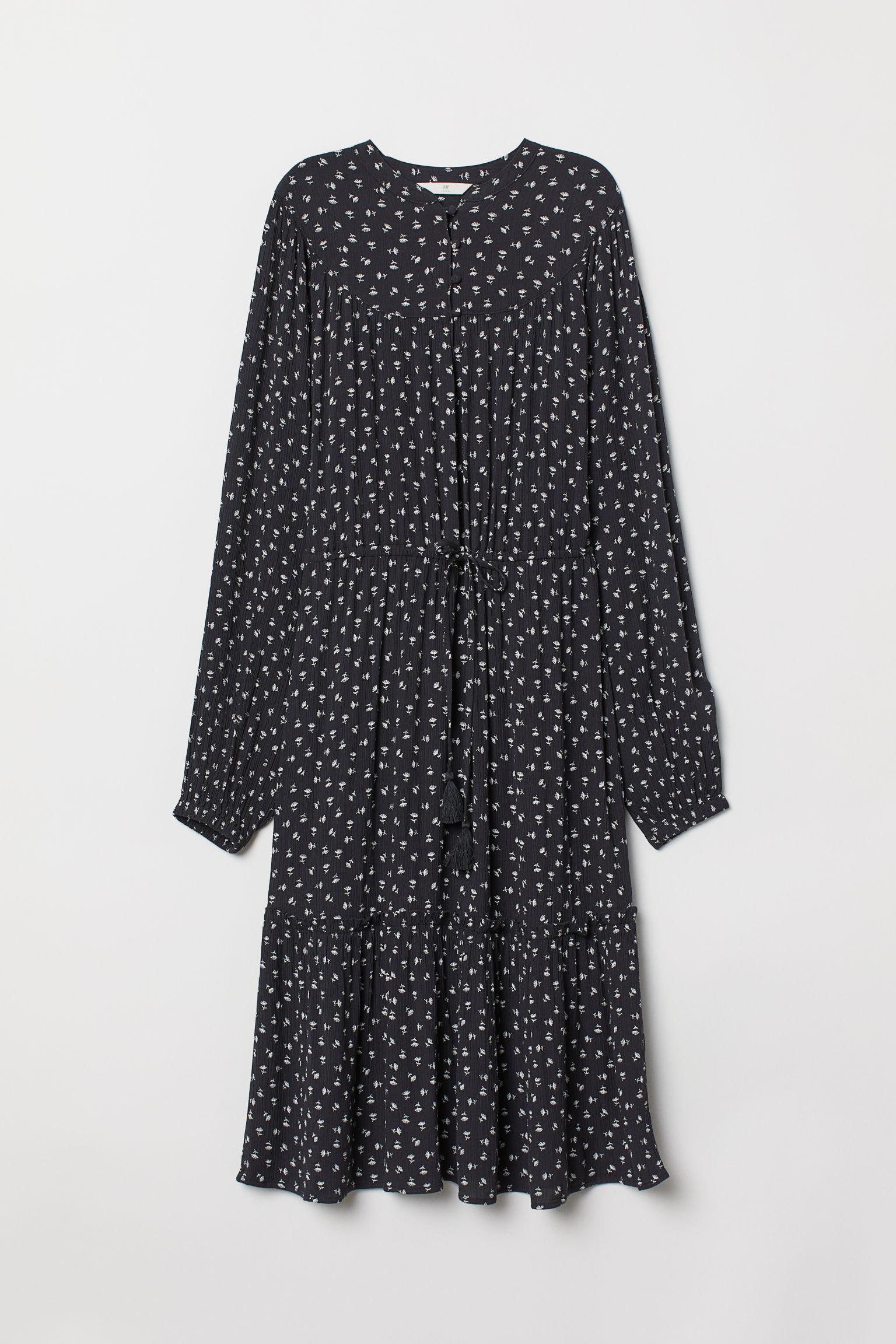 Отзыв на Платье с Viskose-Креп из Интернет-Магазина H&M