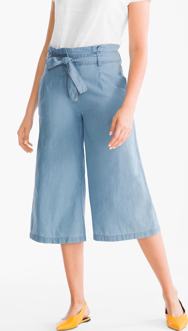 Отзыв на В брюки широкие Джинсы из Интернет-Магазина C&A