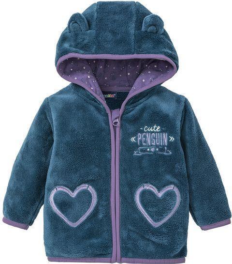 Отзыв на LUPILU® детские для девочки Teddypullover - / куртка из Интернет-Магазина LIDL
