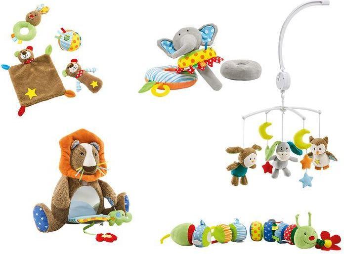 Отзыв на LUPILU® Детские Игрушки из Интернет-Магазина LIDL
