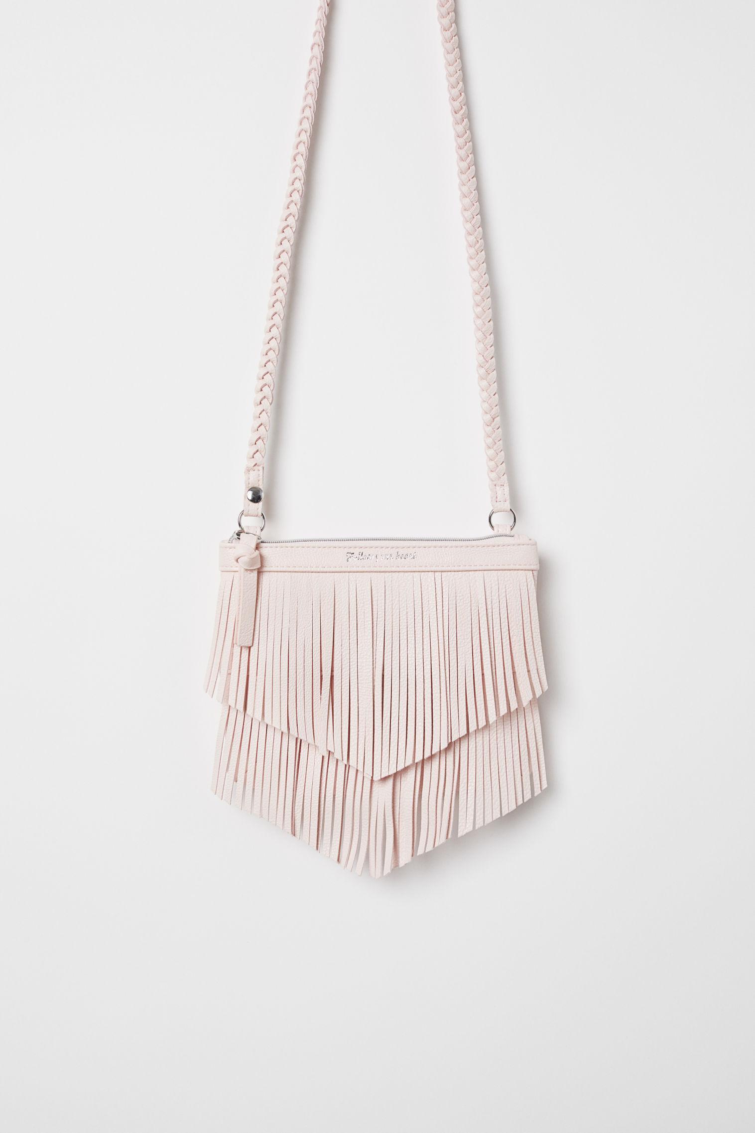 Отзыв на Сумка через плечо с бахромой из Интернет-Магазина H&M