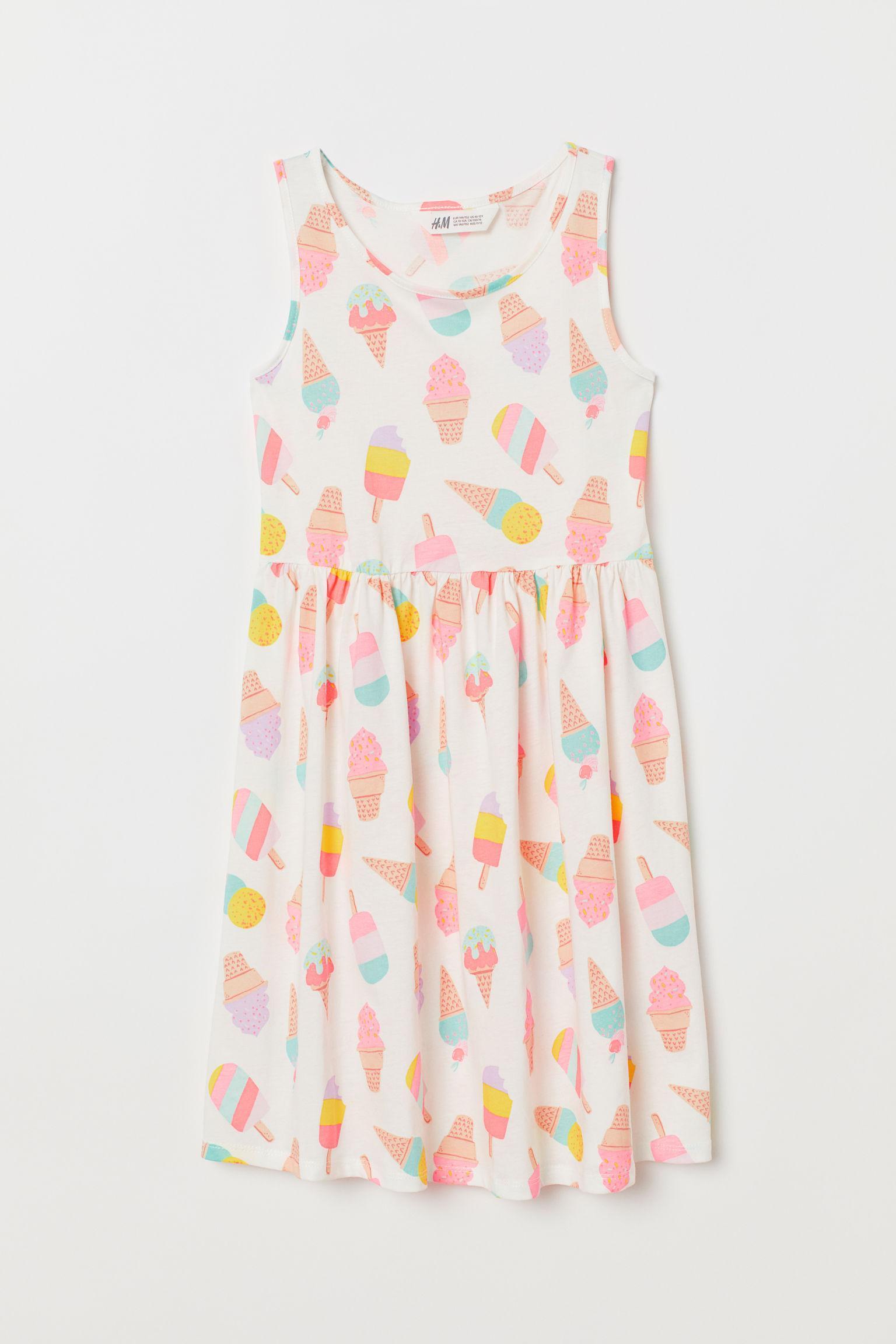 Отзыв на Платье трикотажное с принтом из Интернет-Магазина H&M