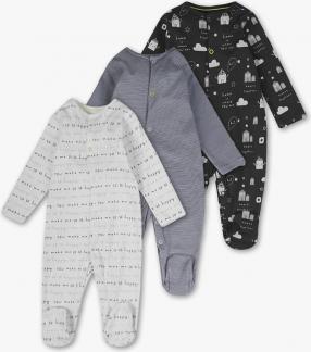 Детская пижама - Био-Хлопок 3 шт.