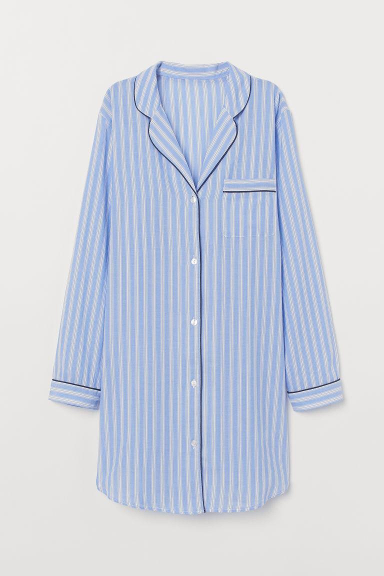 Отзыв на С пестрым рисунком Ночная рубашка из Интернет-Магазина H&M