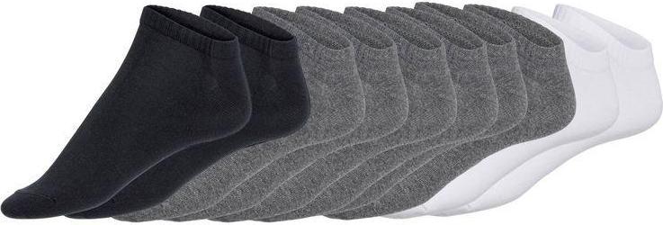 Отзыв на LIVERGY® для мужчин Носки короткие высокий Хлопка долю, с Лайкра, 10 пары из Интернет-Магазина LIDL