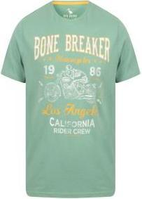 Отзыв на Южная Берег Кость Выключатель футболка мужская 1C12431 Зеленый из Интернет-Магазина SportSpar