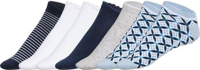 Отзыв на ESMARA® для женщин Носки короткие высокий Хлопка долю, с Лайкра, 7 пары из Интернет-Магазина LIDL