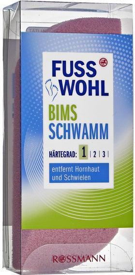 Отзыв на Fusswohl Bimsschwamm из Интернет-Магазина ROSSMANN