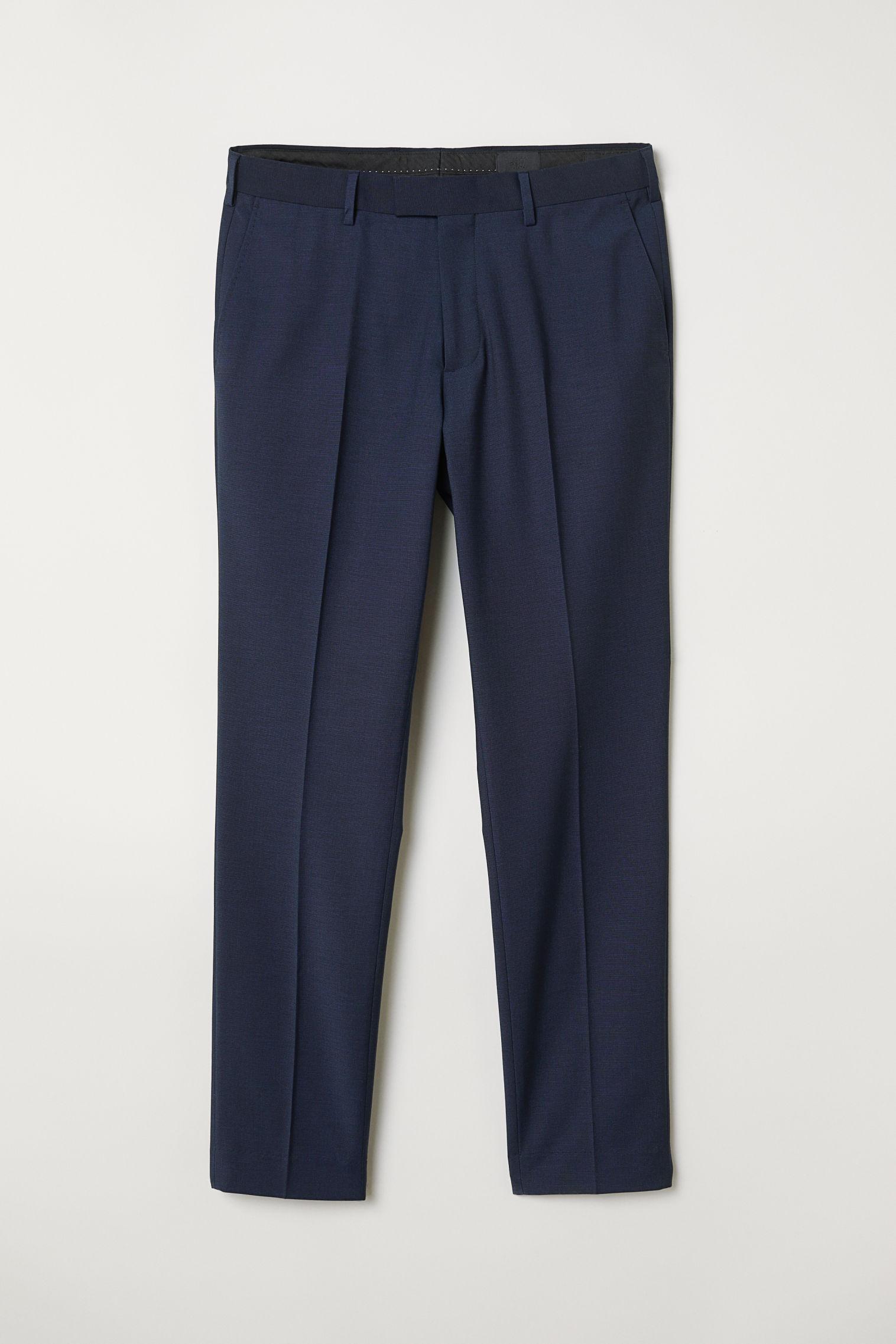 Отзыв на Брюки классические узкие джинсы Fit из Интернет-Магазина H&M
