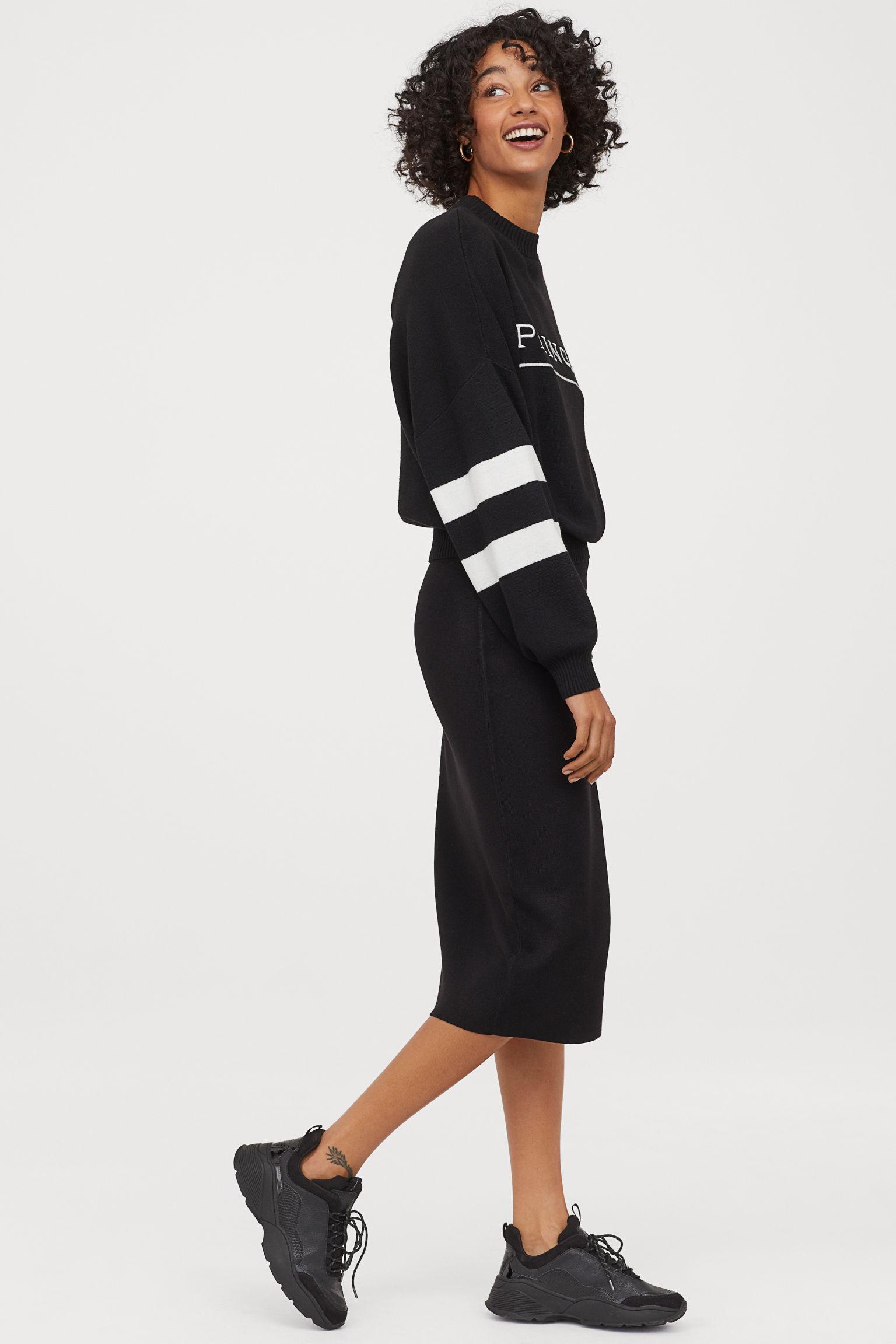 Отзыв на Свитер тонкой вязки из Интернет-Магазина H&M