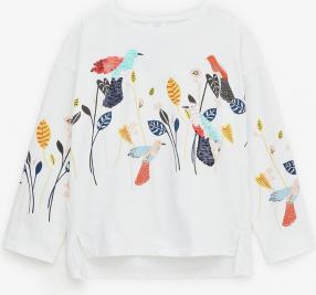 Рубашка с блестками