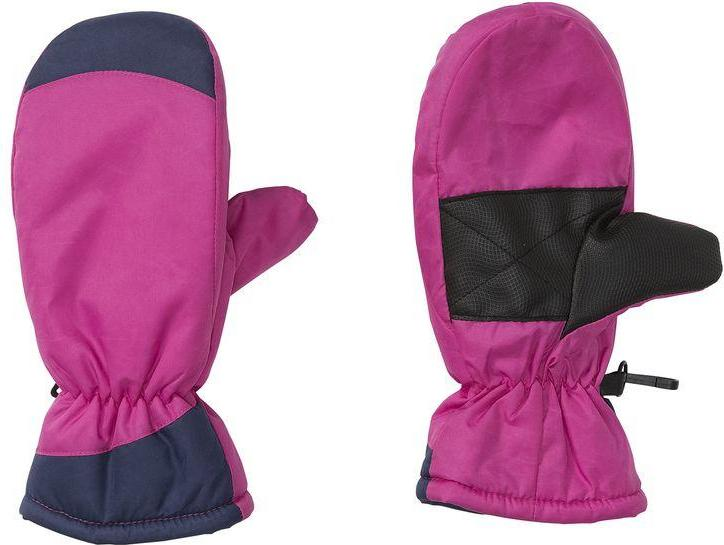 Отзыв на CRIVIT®ПРО для девочки Перчатки из Интернет-Магазина LIDL